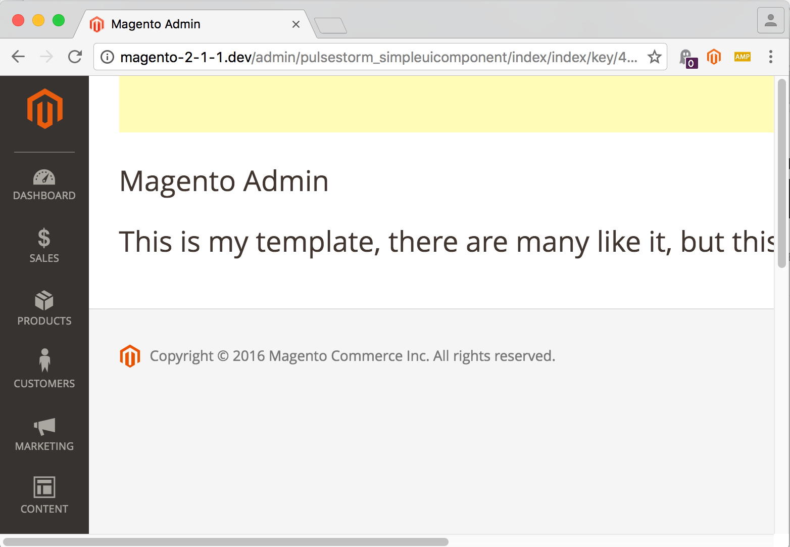 Magento 2: Simplest UI Component – Alan Storm